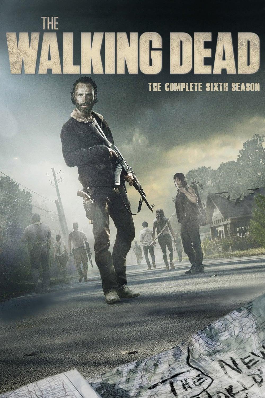 The Walking Dead Aliens