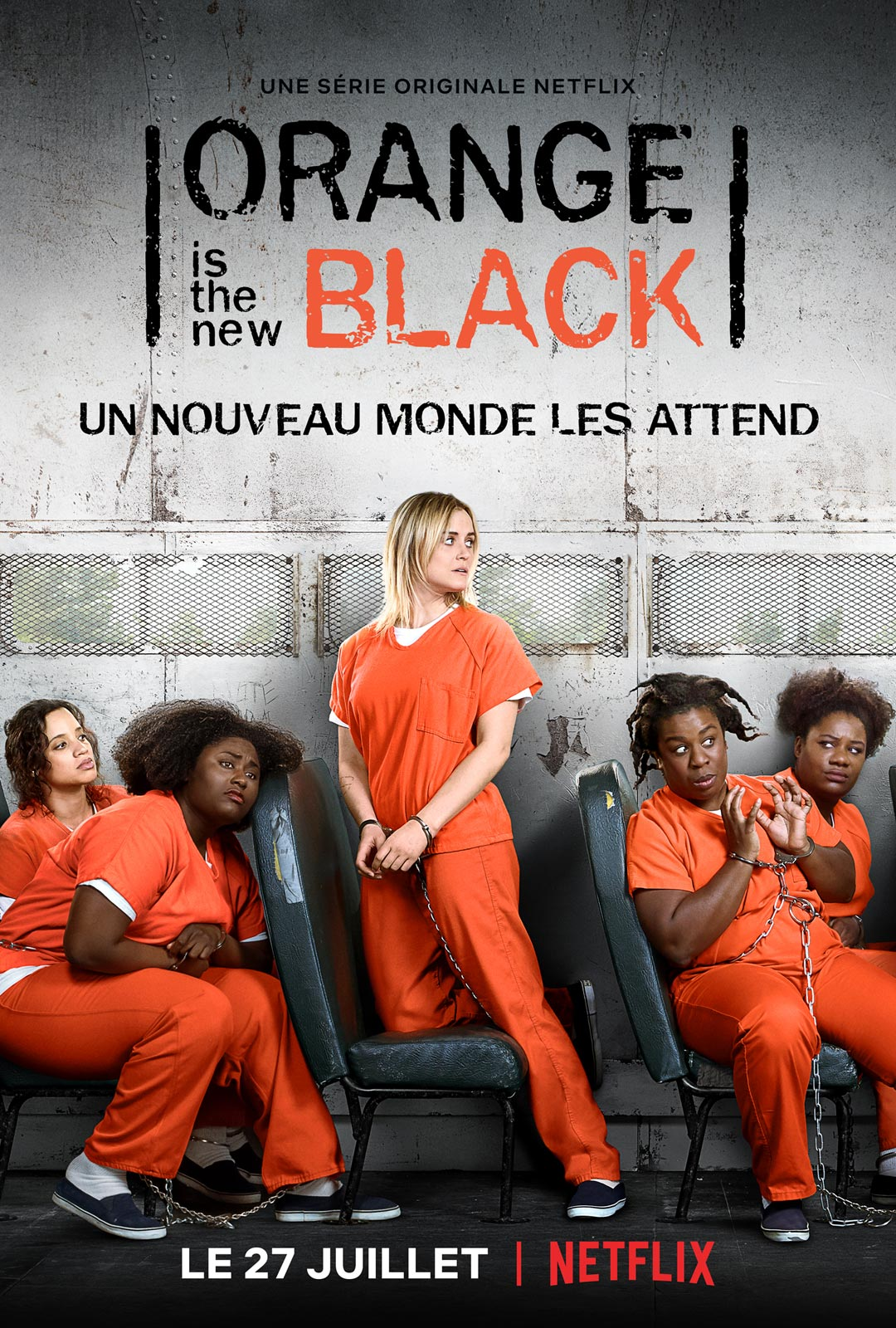 Orange Is the New Black - Série TV 2013 - AlloCiné