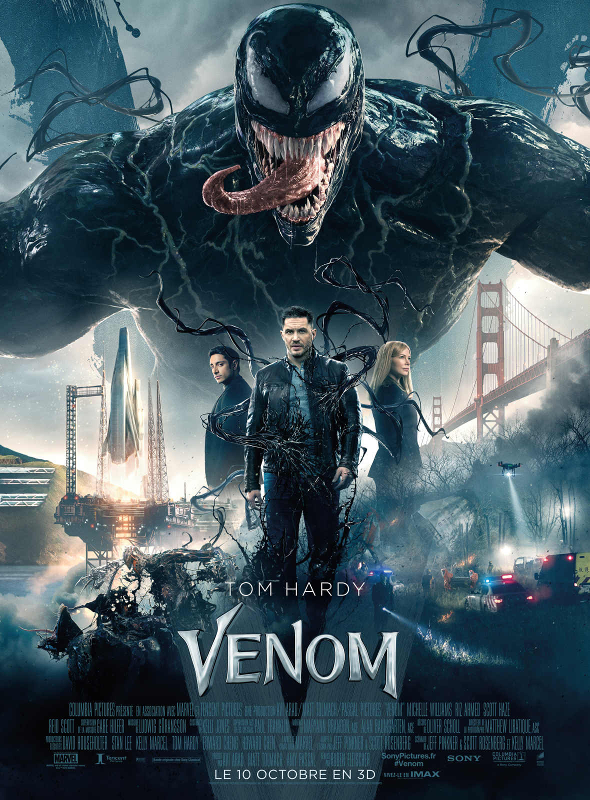 Venom Film 2018 Allocine