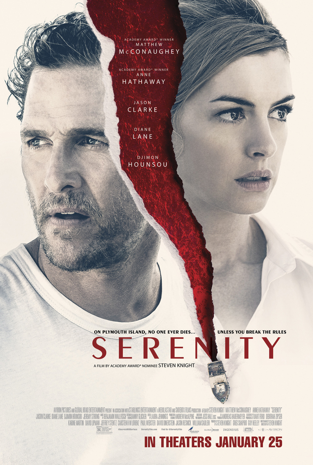 Serenity streaming