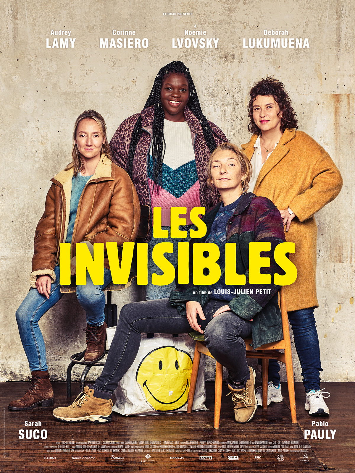 AfficheLes Invisibles