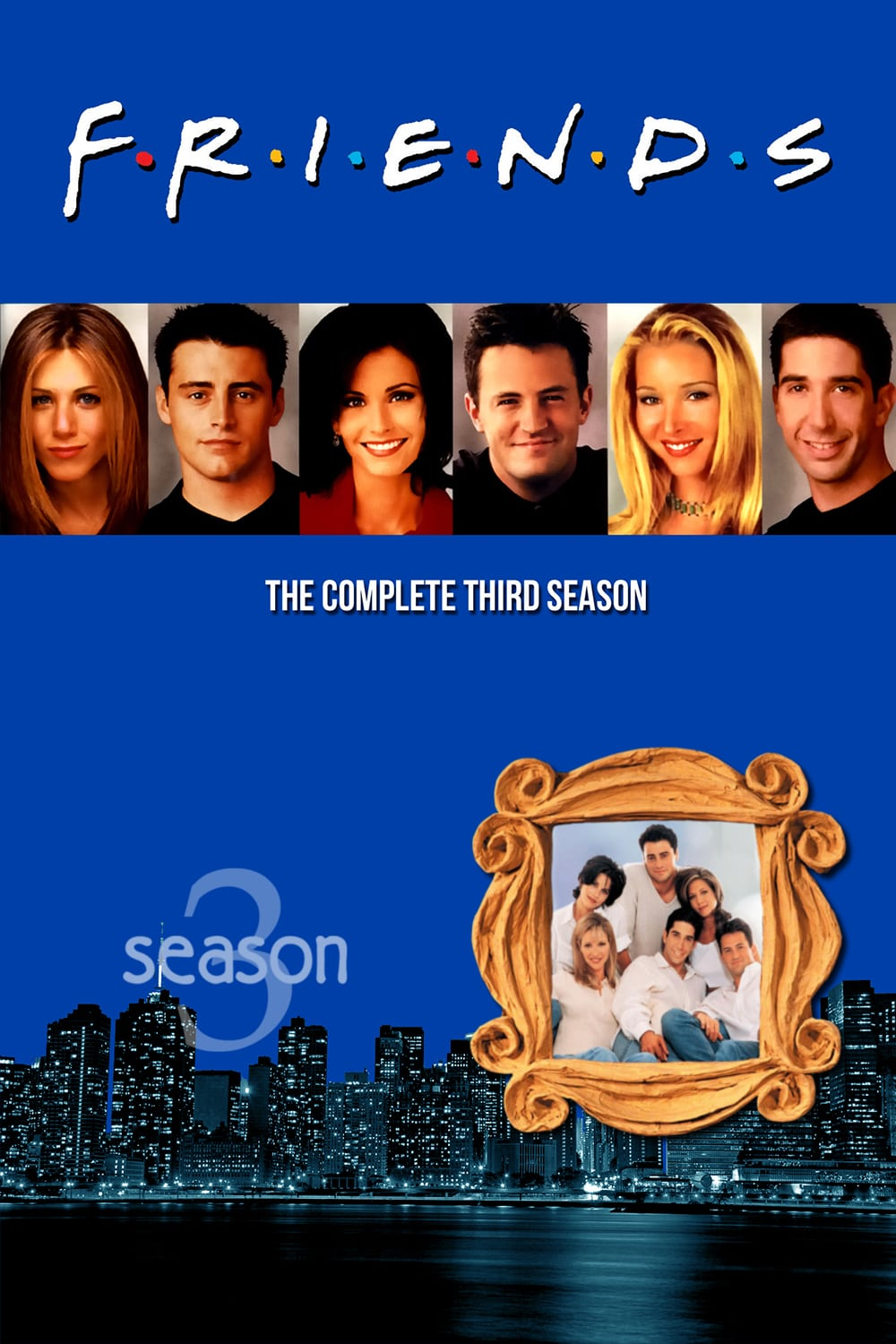 Friends Saison 3 - AlloCiné