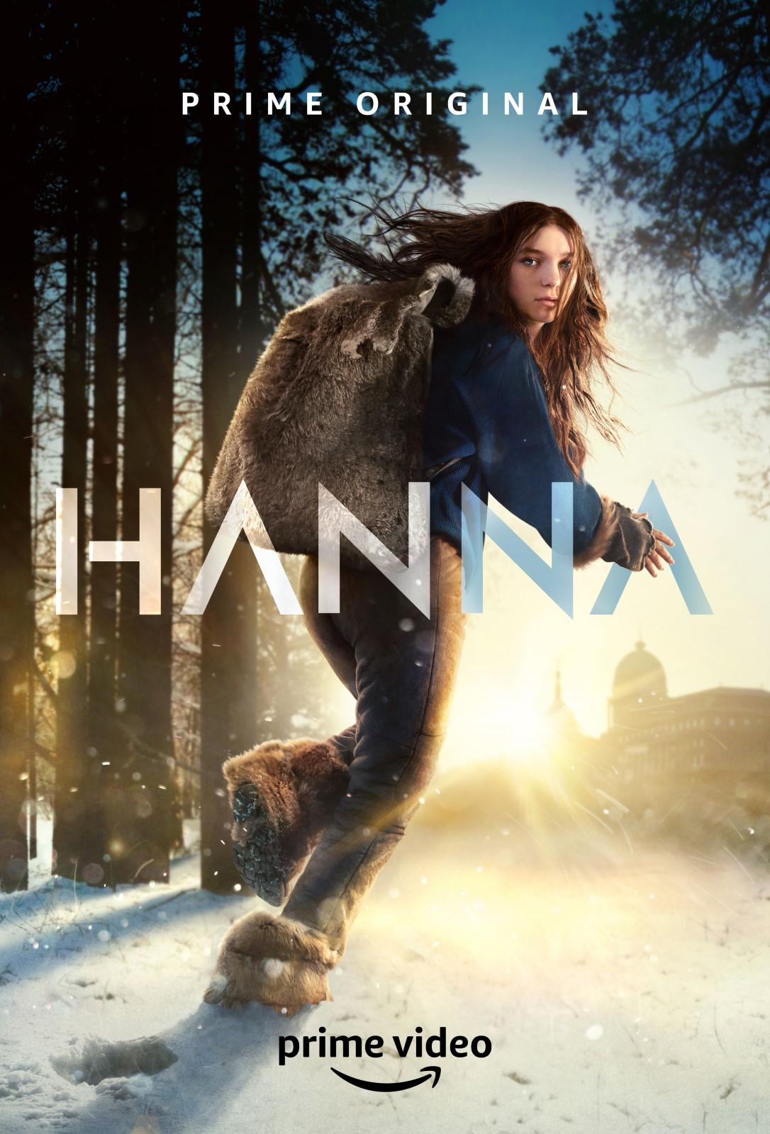 Affiche de la série Hanna