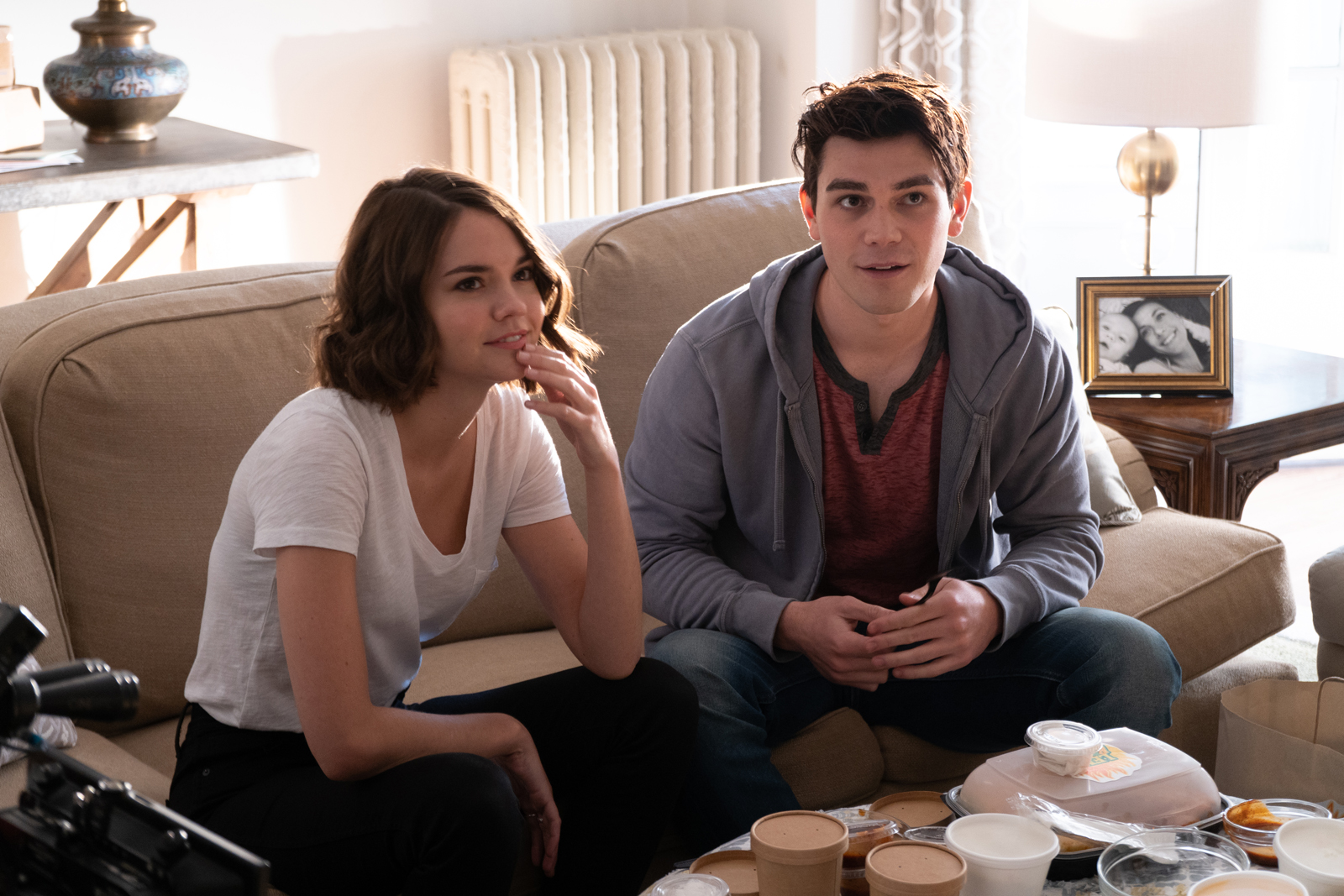 Netflixs The Last Summer stars KJ Apa and Maia Mitchell