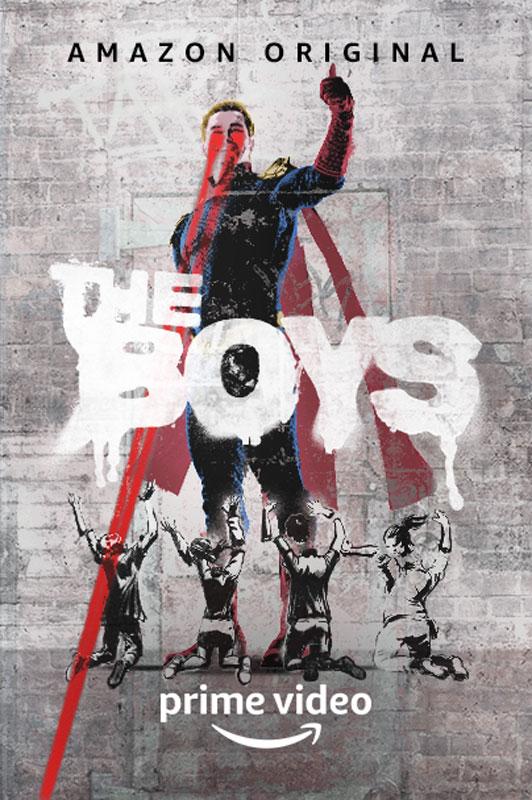Poster The Boys - Saison 1 - Affiche 8 sur 13 - AlloCiné