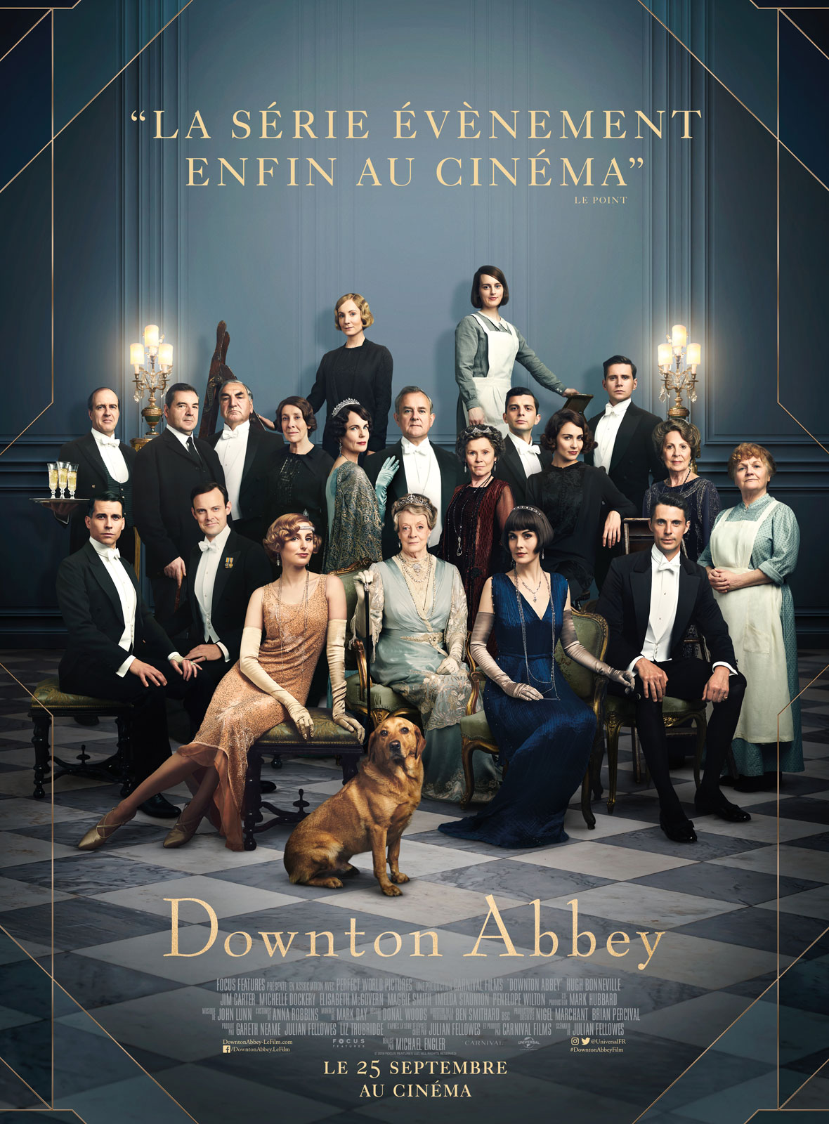 Achat Downton Abbey en DVD - AlloCiné