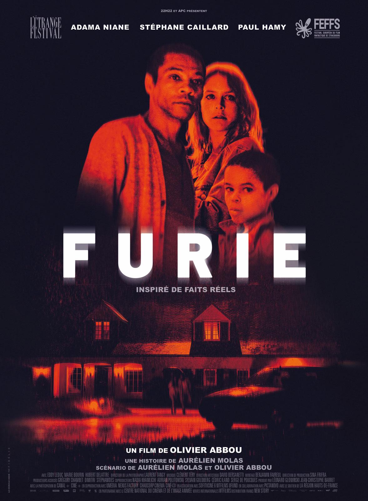 Furie - film 2019 Get in Netflix