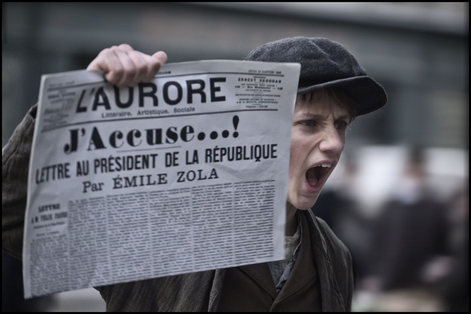 [好雷] 我控訴 J'accuse (2019 法國片)