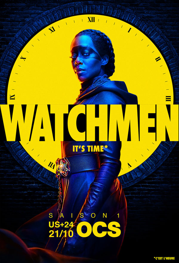Watchmen - Série TV 2019 - AlloCiné