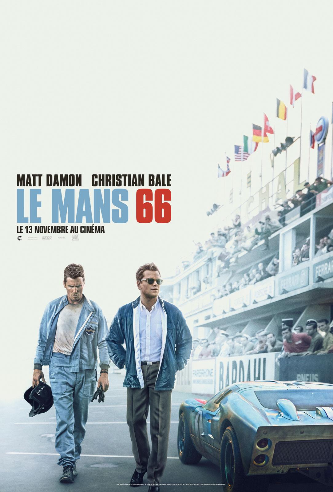 Achat Le Mans 66 en DVD - AlloCiné