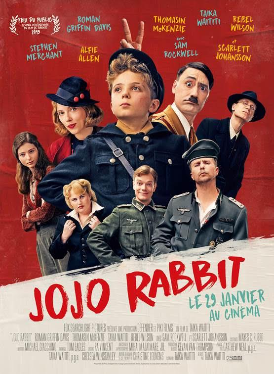 """Résultat de recherche d'images pour """"jojo rabbit film"""""""