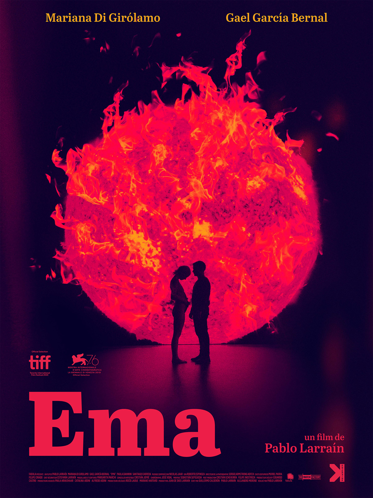 Ema - film 2019 - AlloCiné