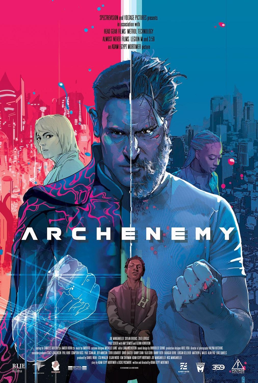 Archenemy streaming