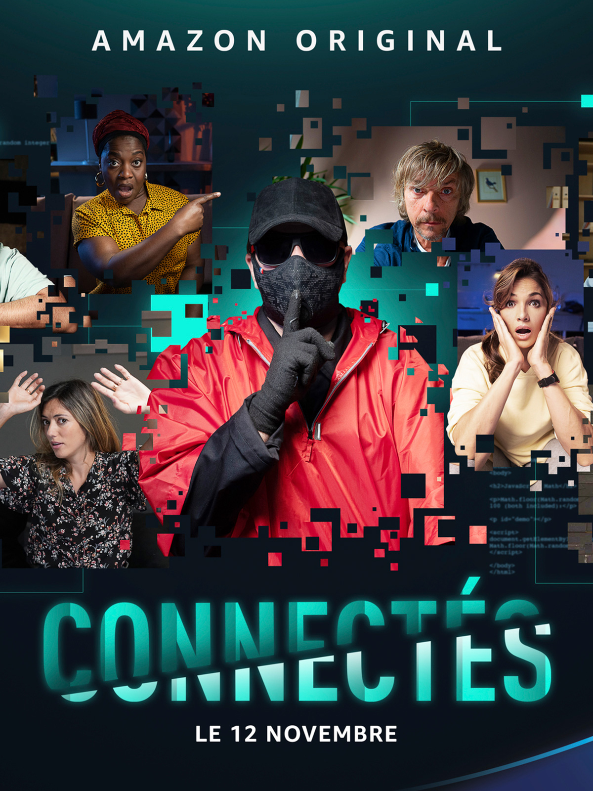 Connectés streaming