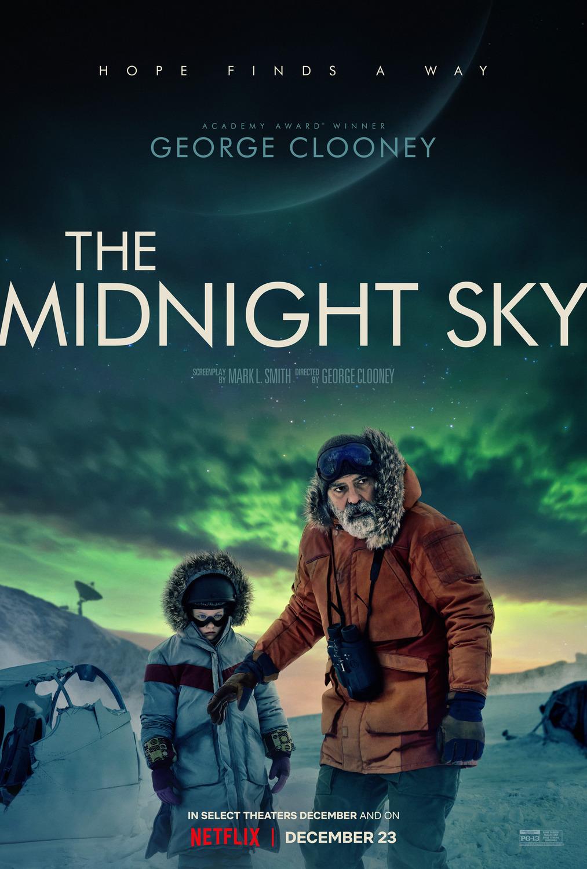 [好雷] 永夜漂流 The Midnight Sky (Netflix)