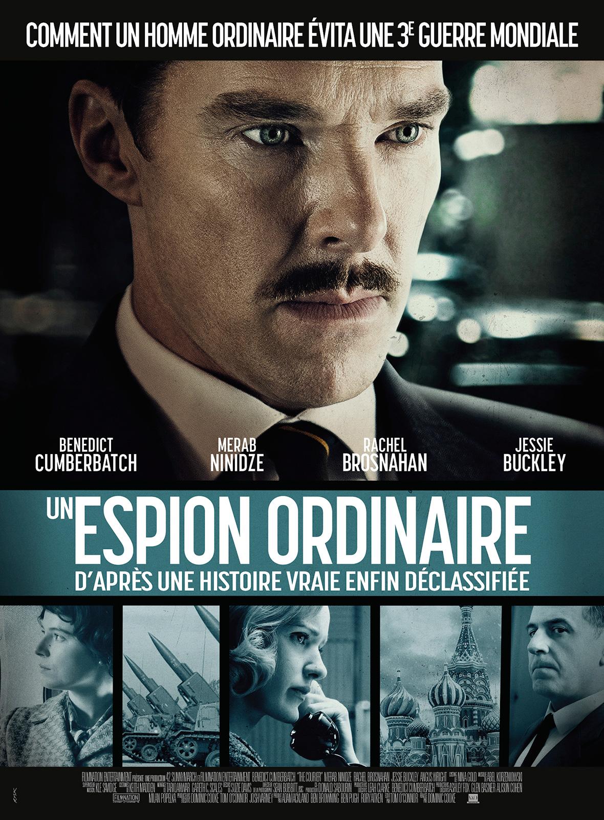 Un espion ordinaire - film 2021 - AlloCiné