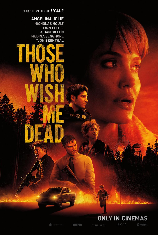 Those Who Wish Me Dead - film 2021 - AlloCiné
