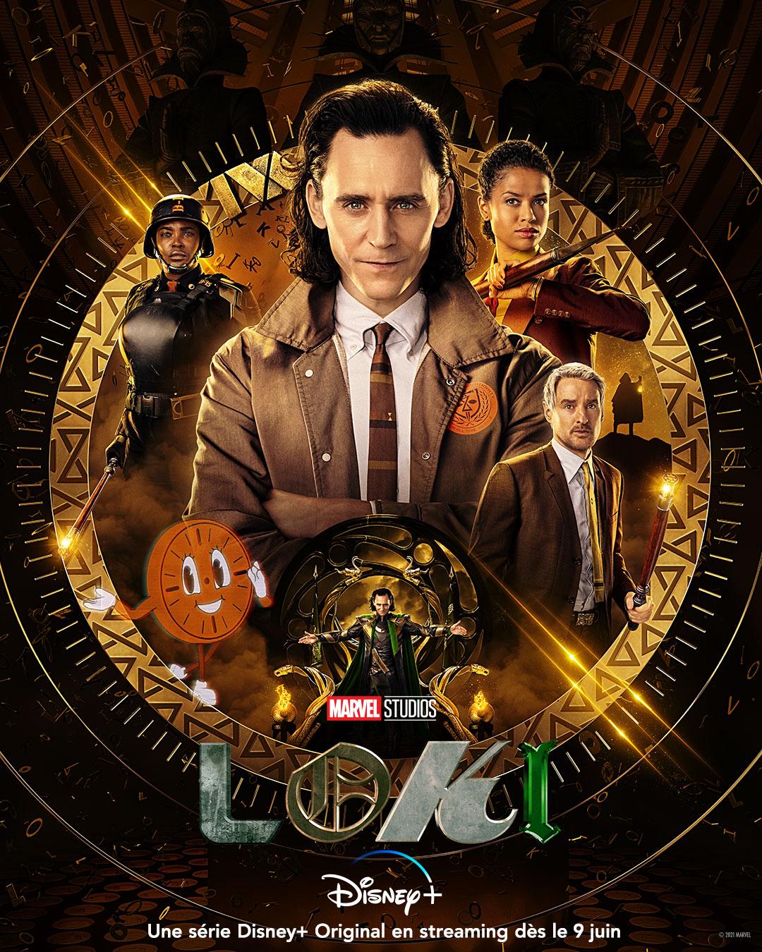 Loki - Série TV 2021 - AlloCiné