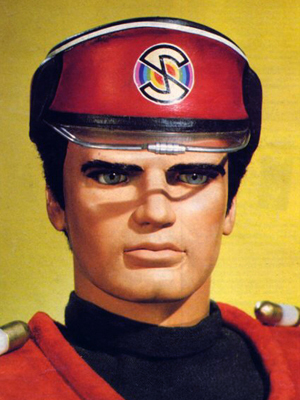 Affiche de la série Captain Scarlet and the Mysterons