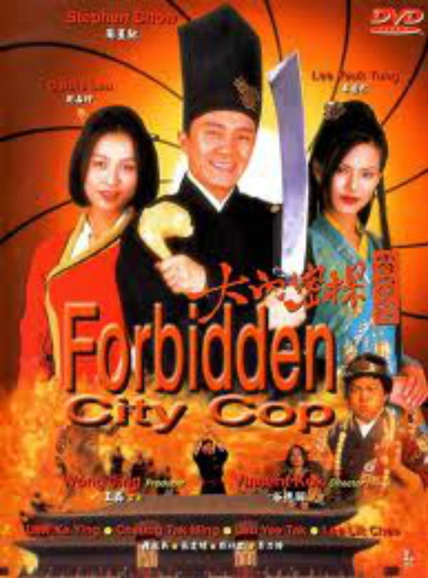 Télécharger Forbidden City Cop HDLight 720p HD