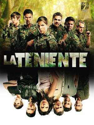 Affiche de la série La Teniente