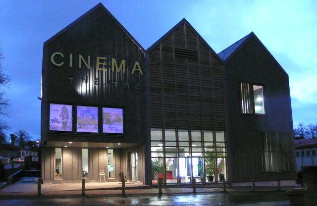 Cinéma Villedieu Cinéma à Villedieu-les-Poêles (10 ) - AlloCiné