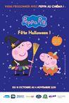 Peppa Pig fête Halloween