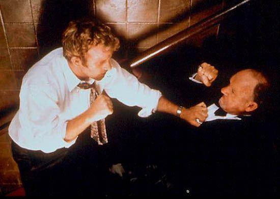 Gene Hackman et Thomas Jane