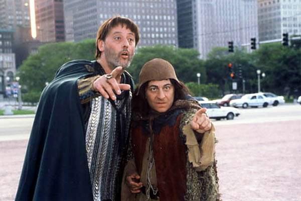 Christian Clavier et Jean Reno