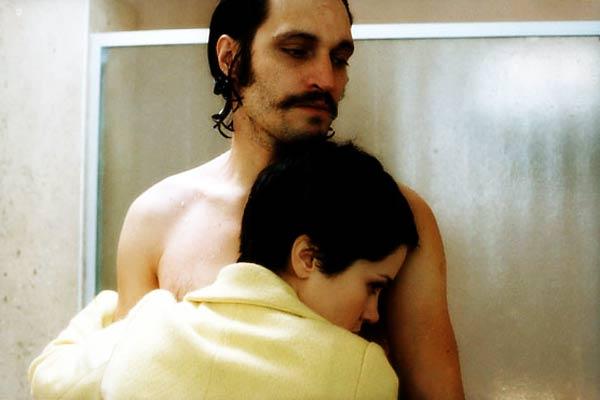 Vincent Gallo et Tricia Vessey