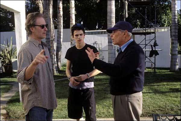 Kevin Kline, Hayden Christensen et Irwin Winkler