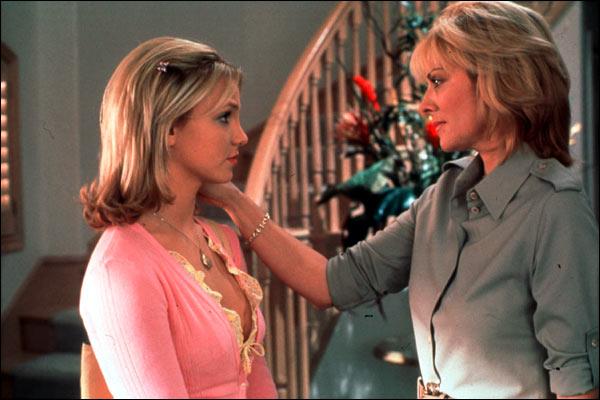 Britney Spears et Kim Cattrall
