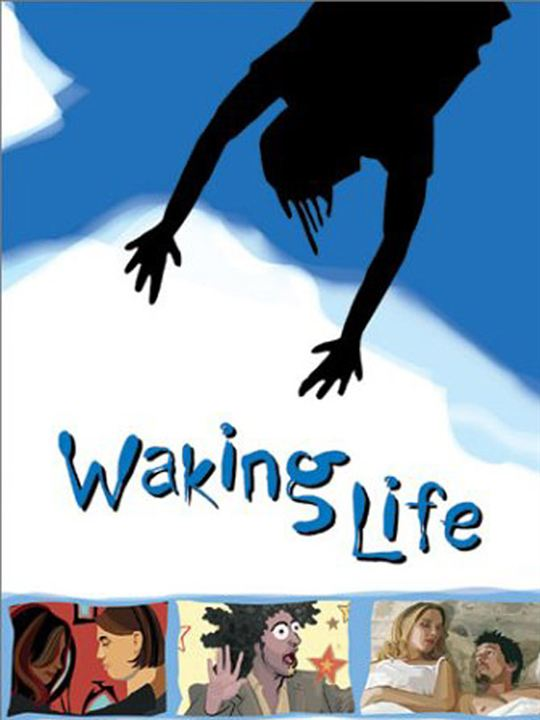 Waking Life : affiche