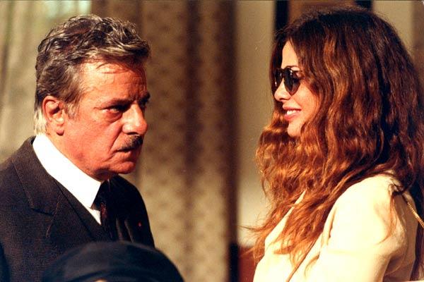 Giancarlo Giannini et Vanessa Incontrada