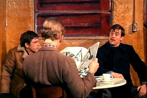 Greetings : Photo Gerrit Graham, Jonathan Warden, Robert De Niro