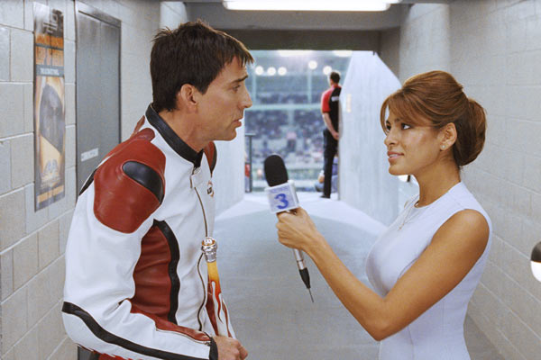 Nicolas Cage et Eva Mendes