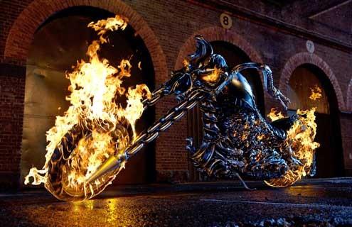 Ghost Rider: Mark Steven Johnson