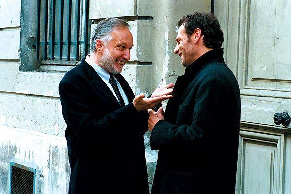 Le Grand rôle : Photo François Berléand, Stéphane Freiss, Steve Suissa