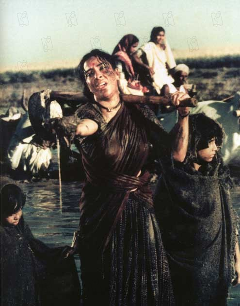 Mother India : Photo Mehboob Khan, Nargis