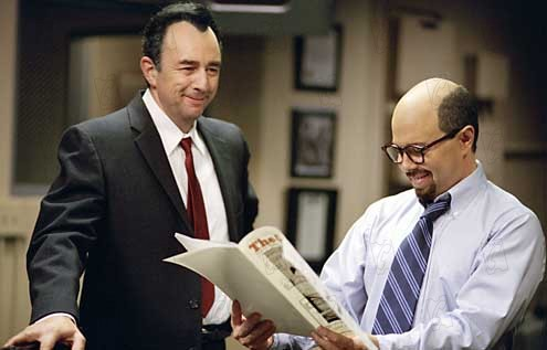 Ray : Photo Curtis Armstrong, Richard Schiff