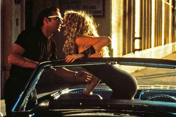 Laura Dern et Nicolas Cage
