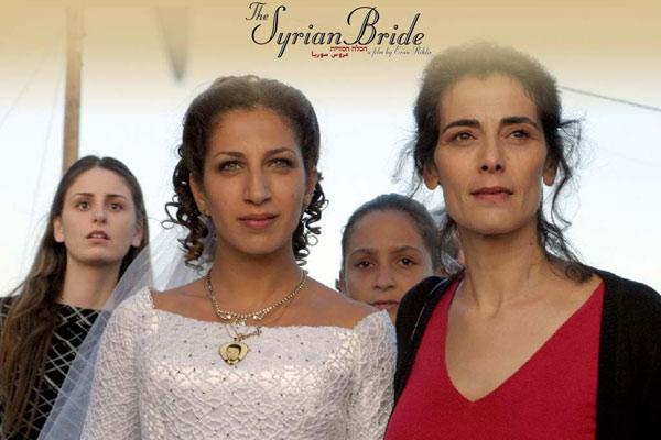 La Fiancée syrienne : Photo Clara Khoury, Eran Riklis, Hiam Abbass