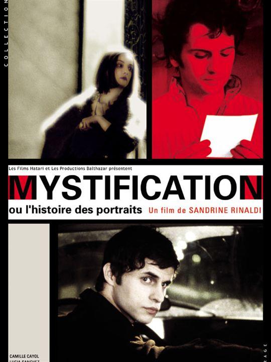 Mystification ou l'histoire des portraits : affiche Val Guest
