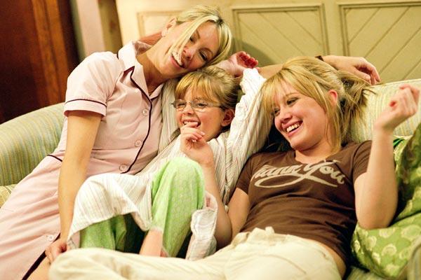Hilary Duff et Heather Locklear