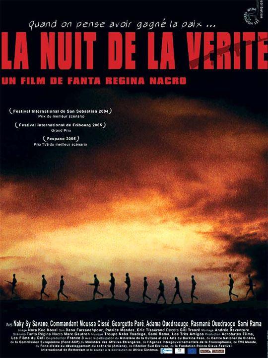La Nuit de la vérite : Affiche Fanta Régina Nacro