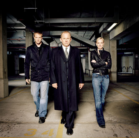 [MI-5] : Photo Hermione Norris, Peter Firth, Rupert Penry-Jones