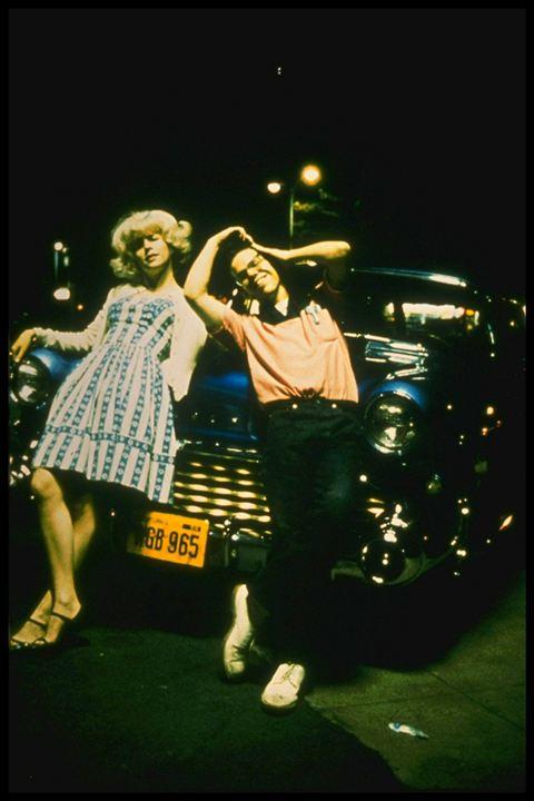 Candy Clark & Charles Martin Smith