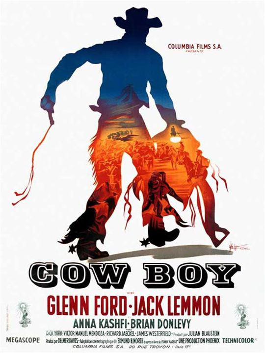 Cowboy: Delmer Daves
