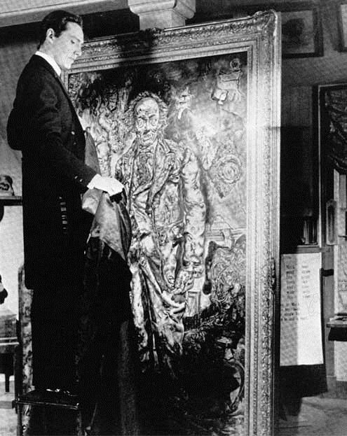 Le Portrait de Dorian Gray : Photo Albert Lewin, Hurd Hatfield