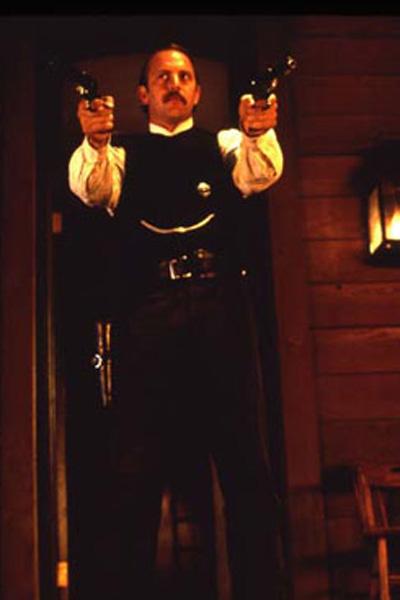 Wyatt Earp : Photo Kevin Costner, Lawrence Kasdan